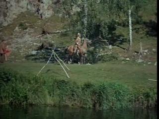 """Фильм """"Всадник на золотом коне."""" (1980)"""