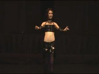 Heather of BellyCraft - Gothic Tribal Fusion Bellydance