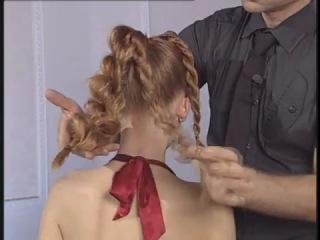 прически на длинные волосы уроки видео татьянин